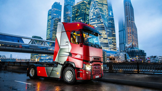 Renault Trucks T-High Турмалин 4x2 480 л.с.